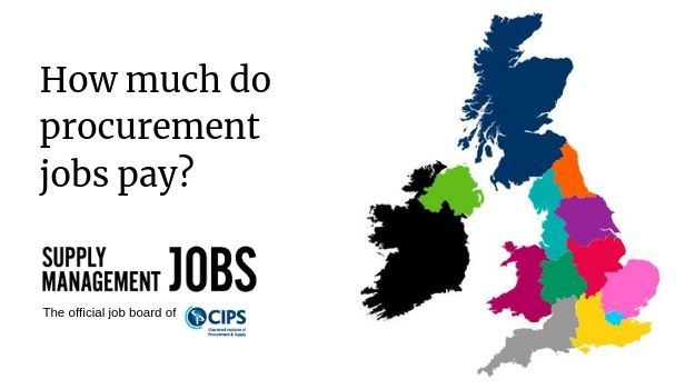 How much do procurement jobs pay?