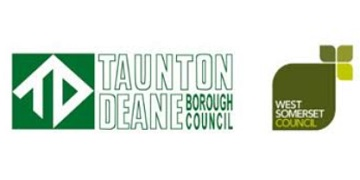 West Somerset & Taunton Council logo