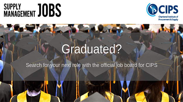 CIPS graduates! Search for your next role with the official job board for CIPS