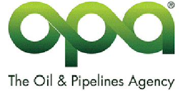 The Oil & Pipelines Agency logo